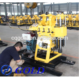 Water Drilling 180m, Hydraulic Water Well Drilling Rig in China pictures & photos
