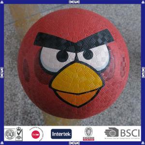 Indoor Custom Rubber 8.5 Inch Playground Balls pictures & photos