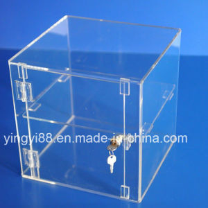 Wholesale Acrylic Jewelry Display Cabinet (YYB-568) pictures & photos