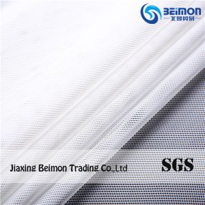 Power Net Polyester Spandex Elastic Mesh Fabric for Shapewear pictures & photos