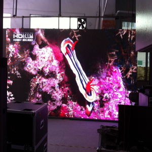 Indoor P6 LED Screen pictures & photos