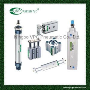 ISO6432 Standard Air Cylinder Pneumatic Cylinder pictures & photos