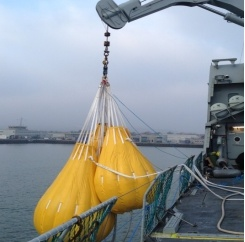 Load Testing Water Bag for Davit pictures & photos