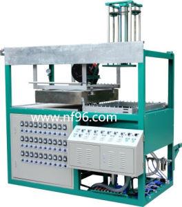 Mini Semi-Auto Electric Plastic Thermoformer Vacuum Forming Machine pictures & photos