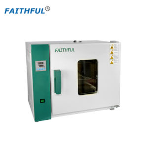 Ce Horizontal Forced Air Drying Oven Industrial Oven 225L Stainless Steel pictures & photos