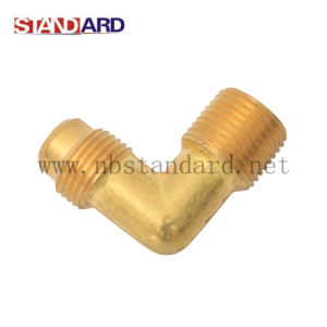 Brass Gas Fitting Elbow Fitting pictures & photos