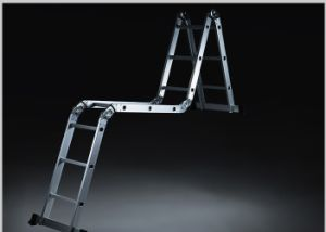 Hot Sale Folding Multi-Purpose Aluminum Joint Ladder pictures & photos