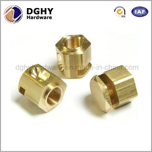 OEM/ODM CNC Precision Milling Machined Manufacturing Brass Parts