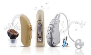 Ce FDA Bluetooth Digital Programmable Hearing Aids, Sound Amplifier Lenx50 pictures & photos
