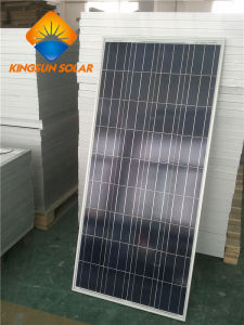 120W Solar Energy Poly-Crystalline Silicon Solar Panel/Poly Solar Module pictures & photos