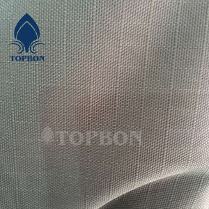 Polyester Check Oxford Fabric for Bag or Luggage Tb135 pictures & photos