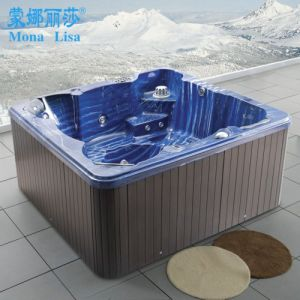 China Ce Approved 6 Person Freestanding Jacuzzi SPA Equipment ...