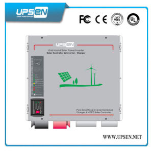 Solar Hybrid Inveter for Solar Power System with Charger Controller pictures & photos