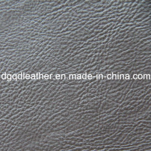 High Scratch Resistance Furniture PVC Leather (QDL-515128) pictures & photos