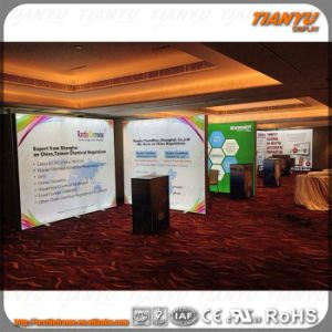 Reusable Modular Aluminum Fabric Trade Show Booth pictures & photos
