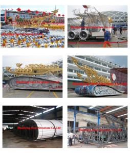 Steel Car/ Steel Structure Part/ Special Shape Metal Steel pictures & photos