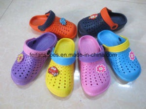 Latest Baby Garden Shoes Infant Clogs 18-23 24-29 (LW7 (5) pictures & photos