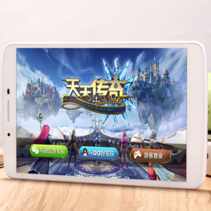 4G Lte Quad Core 8 Inch Android 4.4 Tablet PC pictures & photos