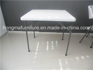 Square Folding Table for Outdoor Activity Use pictures & photos