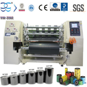 TTR Slitting and Rewinding Machine (XW-206E)