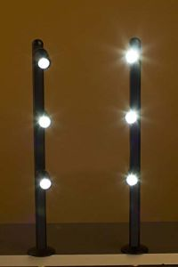 3*1W LED Cabinet Lighting for Showcase and Display Light pictures & photos