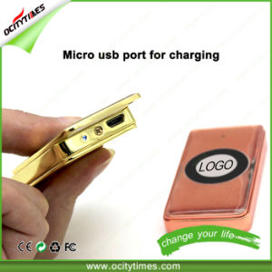 Wholesale Christmas Gift USB Rechargeable E-Lighter pictures & photos