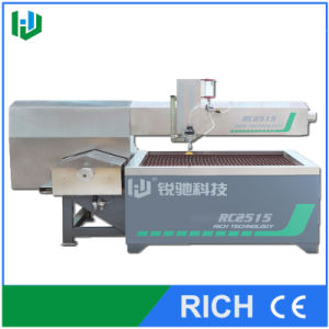 CE Certificate Waterjet Machine with Cantilever Cutting Table pictures & photos