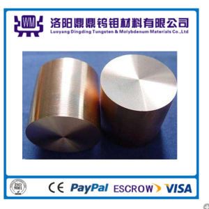 Tungsten Copper MIM Vacuum Switch Contact pictures & photos