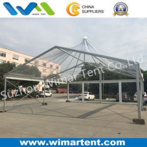 10X10m Clear High Peak Outdoor Party Wedding Tent pictures & photos