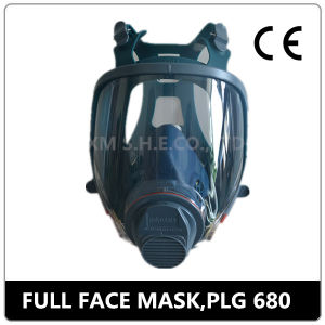 Wide View Full Facepiece Mask (680) pictures & photos