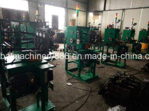 Double Locked Flexible Metal Pipe Forming Machine pictures & photos
