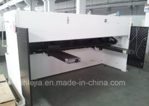 Hydraulic Shearing Machine, CNC Hydraulic Guillotine Machine pictures & photos