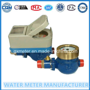 Smart Type Prepaid Water Meter with IC/RF Card (Dn15-25mm) pictures & photos