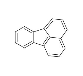 Chemical Reagent Fluoranthene CAS 206-44-0 pictures & photos