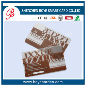 Low Frequency Plastic Chip Card pictures & photos