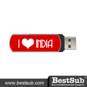 Bestsub 8g Metal Sublimation USB (1.7*5.5*0.9cm) Mup8 pictures & photos