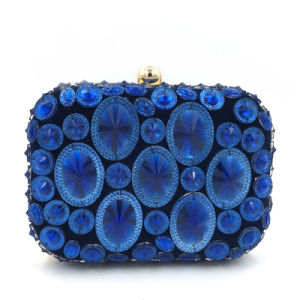 Quality Designer Box Clutch Bag Women Fashion Party Bag pictures & photos