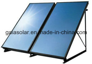 Metal Box Solar Collector Flat Water Heater pictures & photos