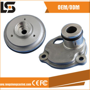 Precision Die Casting Parts for Heavy Auto Oil-Water Separator Cover