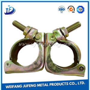 Customized Precision Stainless Steel Sheet Metal Fabrication Buckle pictures & photos