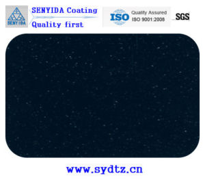 Powder Coating Paint (High Gloss Black) pictures & photos