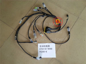 Komatsu Excavator Spare Parts, Engine Parts, Wiring Harness (6754-81-9440)) pictures & photos