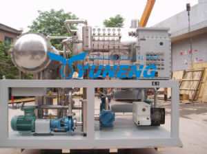 Online Coalescing and Vacuum Turbine Oil Purifier pictures & photos