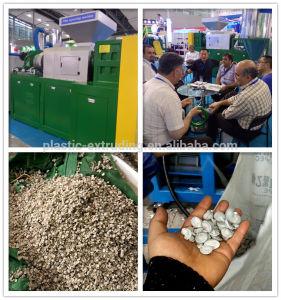 Plastic Squeezing Granulator pictures & photos