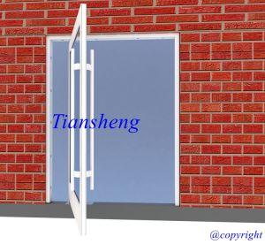 Customized High Quality Floor Hinge Door/Spring Door 180 Degress Opening pictures & photos