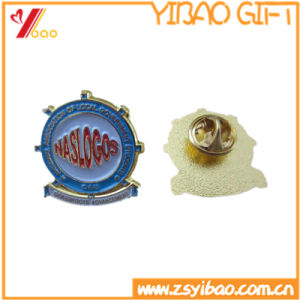 Soft Enamel Gold Pin Badge for Collection Gift (YB-LP-052) pictures & photos
