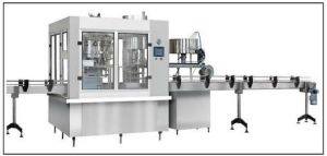 High Speed Rotary Filling and Capping Machine for Round Bottle