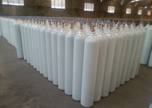 Acetylene Nitrogen Argon Oxygen Carbon Dioxide Aluminum Gas Cylinder pictures & photos