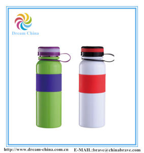 800ml Double Wall Steel Sport Bottle with Scraw Cap pictures & photos
