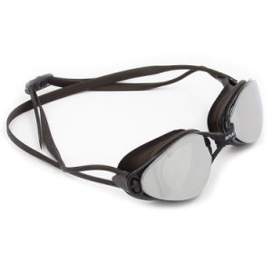 Professional Popular PC Cute Swimming Goggles with Silicone Material (mm-5502) pictures & photos